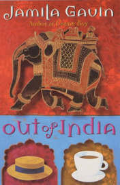 Out Of India by Jamila Gavin image