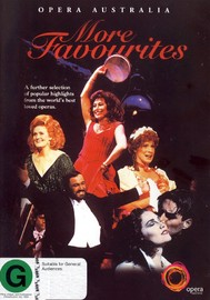 Opera Australia - More Favourites on DVD image