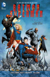 Batman/Superman Vol. 2 Game Over (The New 52) by Greg Pak