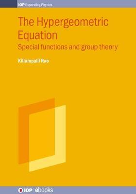 Generalized Hypergeometric Functions by K Srinivasa Rao image