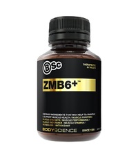 BSC ZMB6+ Muscle Support (60 Tabs)