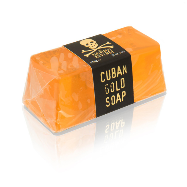 Bluebeards Revenge - Cuban Gold Soap