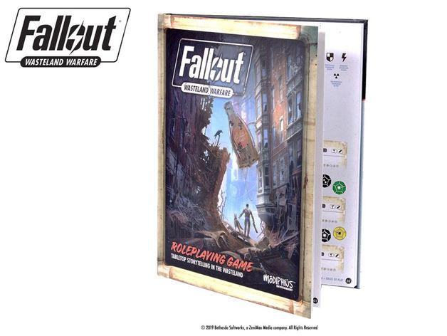Fallout: Wasteland Warfare RPG Expansion