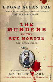 The Murders in the Rue Morgue by Edgar Allan Poe image