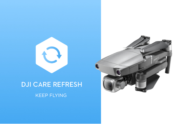 DJI: Care Refresh Mavic 2 NZ
