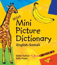 Milet Mini Picture Dictionary (Somali-English): English-Somali by Sedat Turhan image