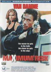 Maximum Risk on DVD