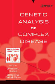 Genetic Analysis of Complex Disease by Jonathan L Haines image