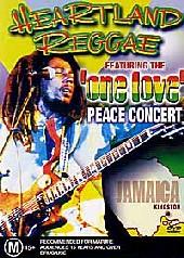Heartland Reggae - One Love Peace Concert on DVD