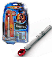 Doctor Who 4th Doctor's Sonic Screwdriver image