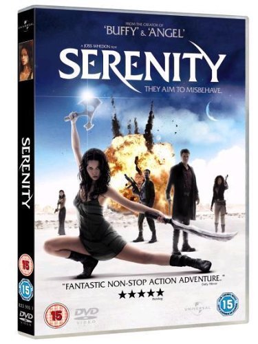Serenity (2 Disc Set) on DVD