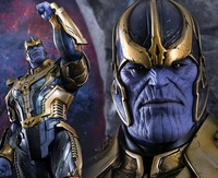 Hot Toys Guardians of the Galaxy Thanos 1/6 Action Figure