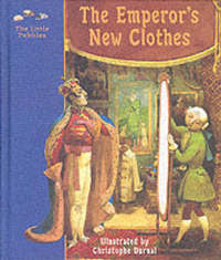 The Emperor's New Clothes by Hans Christian Andersen image