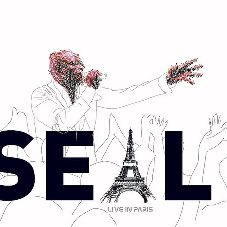 LIve In Paris by Seal image