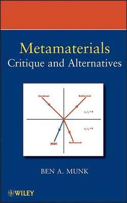 Metamaterials by Benedikt A Munk