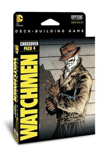 DC Comics Deck-Building Game: Watchmen