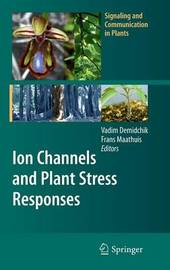 Ion Channels and Plant Stress Responses image