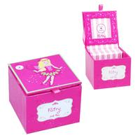Pink Poppy: Mini Music Box - Fairy