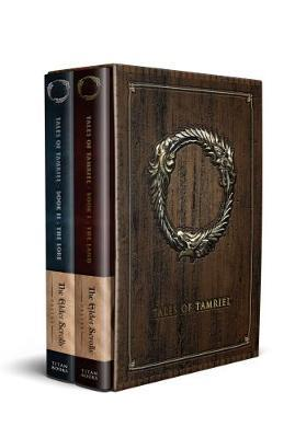 The Elder Scrolls Online - Volumes I & II: The Land & The Lore (Box Set) by Bethesda Softworks