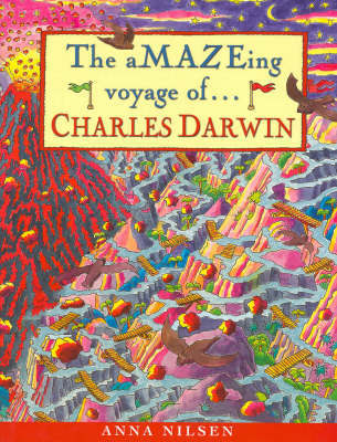 The Amazing Voyage of Charles Darwin by Anna Nilsen image