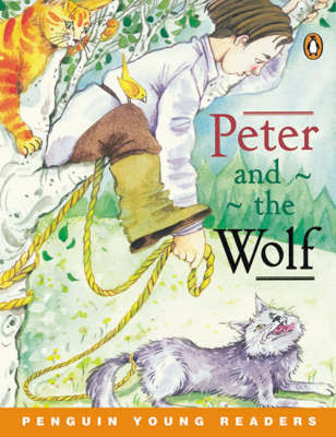Peter and the Wolf Book & Cassette by Lynne Hendon