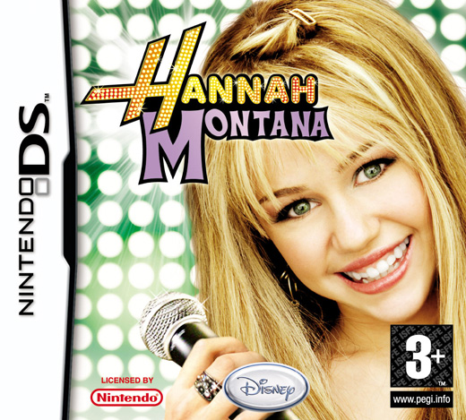 Hannah Montana for Nintendo DS image