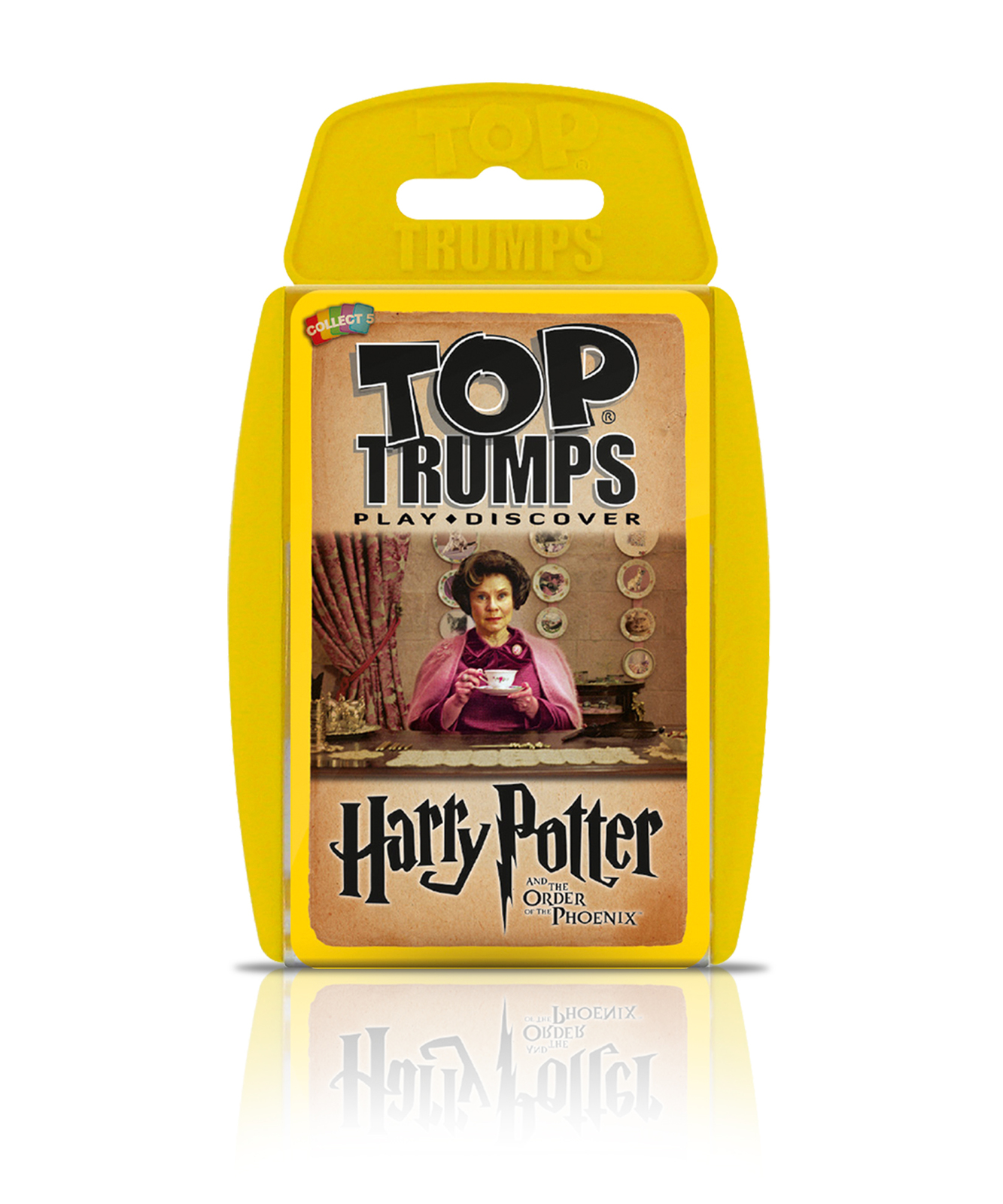 Top Trump: Harry Potter and the Order of the Phoenix image