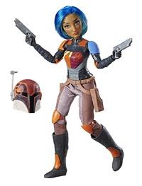 Star Wars: Forces of Destiny - Sabine Wren