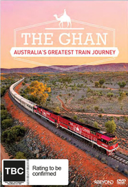 The Ghan: Australia's Greatest Train Journey on DVD
