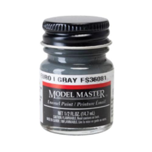 Testors: Enamel Paint - Euro I Gray (Flat)