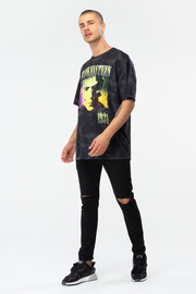 Just Hype: Mens T-Shirt - Frankenstein Retro L image