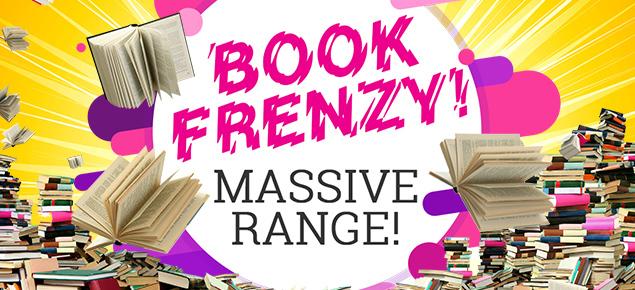 Book Frenzy
