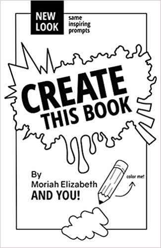 Create This Book by Moriah Elizaberh