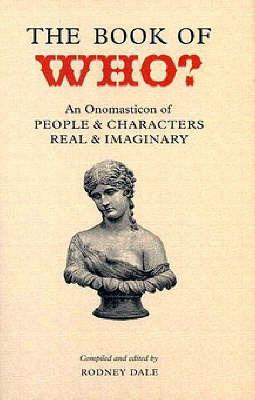 Who? by Rodney Dale image