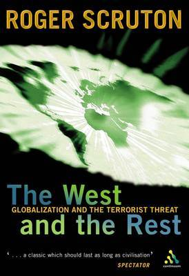 West and the Rest by Roger Scruton image