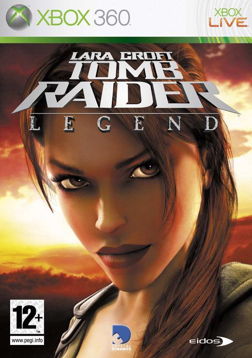 Tomb Raider: Legend for Xbox 360