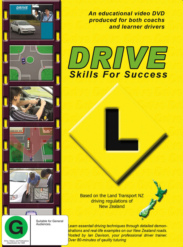 Drive Skills For Success on DVD
