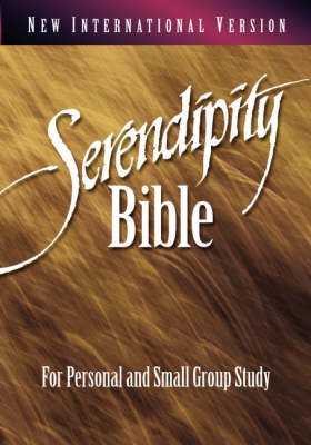 NIV Serendipity Bible | Buy Now | at Mighty Ape Australia