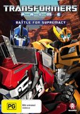 Transformers: Prime - Season 2 Volume 2 on DVD