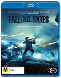 Falling Skies Season 4 on Blu-ray