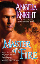 Master Of Fire by Angela Knight image