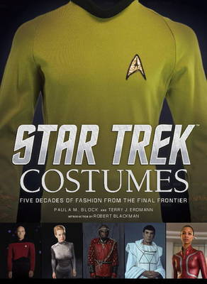 Star Trek by Paula M. Block image