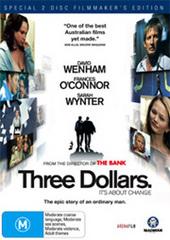 Three Dollars on DVD