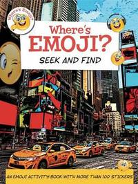 Where's Emoji? Seek and Find by Buzzpop