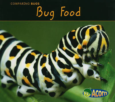 Bug Food by Charlotte Guillain image