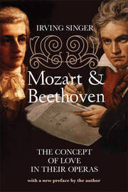 Mozart and Beethoven by Irving Singer image