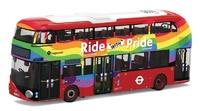 Corgi: 1/76 NB4L Stagecoach: #15 Trafalgar Square - Diecast Model