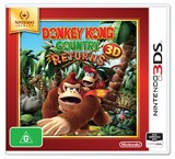 Donkey Kong Country Returns 3D (Selects) for Nintendo 3DS