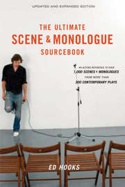 Ultimate Scene And Monologue Source by Ed Hooks