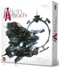 Alien Artifacts - Card Game